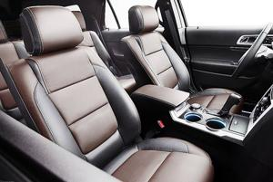 High Performance SUV: 2013 Ford Explorer Sport
