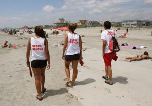 Beach Tag Checkers
