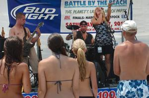 Beachstock in Margate tops our list of fun At The Shore Today