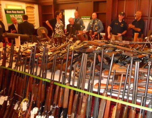 Cumberland gun buyback