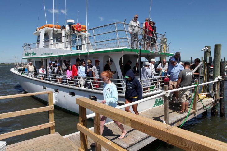 Ocean City Fishing Center