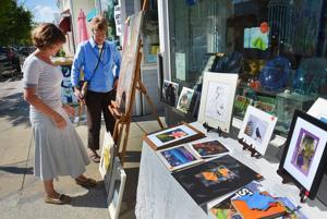 sidewalk art sale