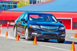 New Acura Flagship Sedan: 2014 RLX