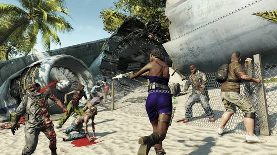 Game review: A new 'Dead Island' vacation with zombies