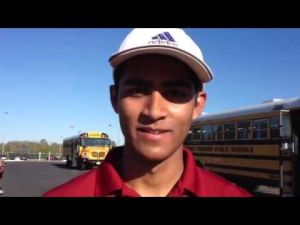 Interview with Vineland senior Rahi Patel
