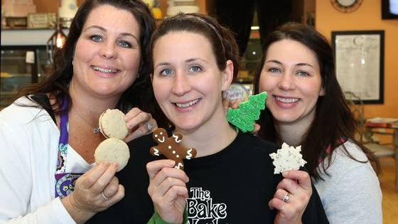 It's a family affair at Bake Works in Northfield