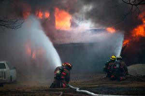 Corbin City Fire