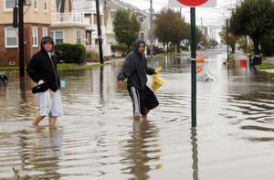 flooding in Margate