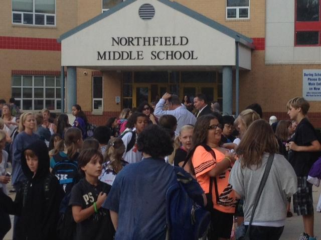 northfield school opens