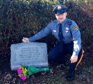 Lower Township to remember officer killed in the line of duty
