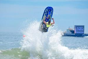 Professional watercraft tour makes first visit to Atlantic City