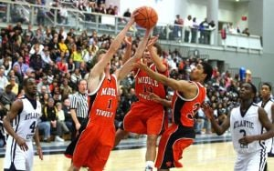 Photo gallery: Atlantic City vs Middle Township CAL boys title game