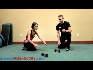 Your Workout: Renegade Row