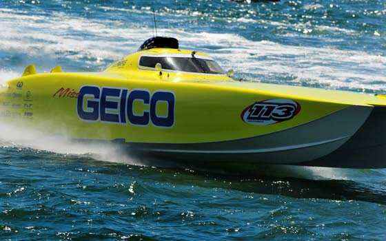 Powerboats will roar through A.C. waters this weekend