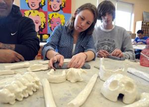 Absegami students join project to raise awareness of genocide