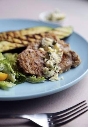 Making perfect porkLean tenderloin cutlets are great for the grill