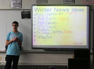 In The Schools Newspaper