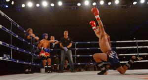 Foreign art on display: Increasingly popular Muay Thai comes to Atlantic City