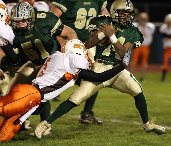 Cumberland Regional rallies in final minute to beat Schalick