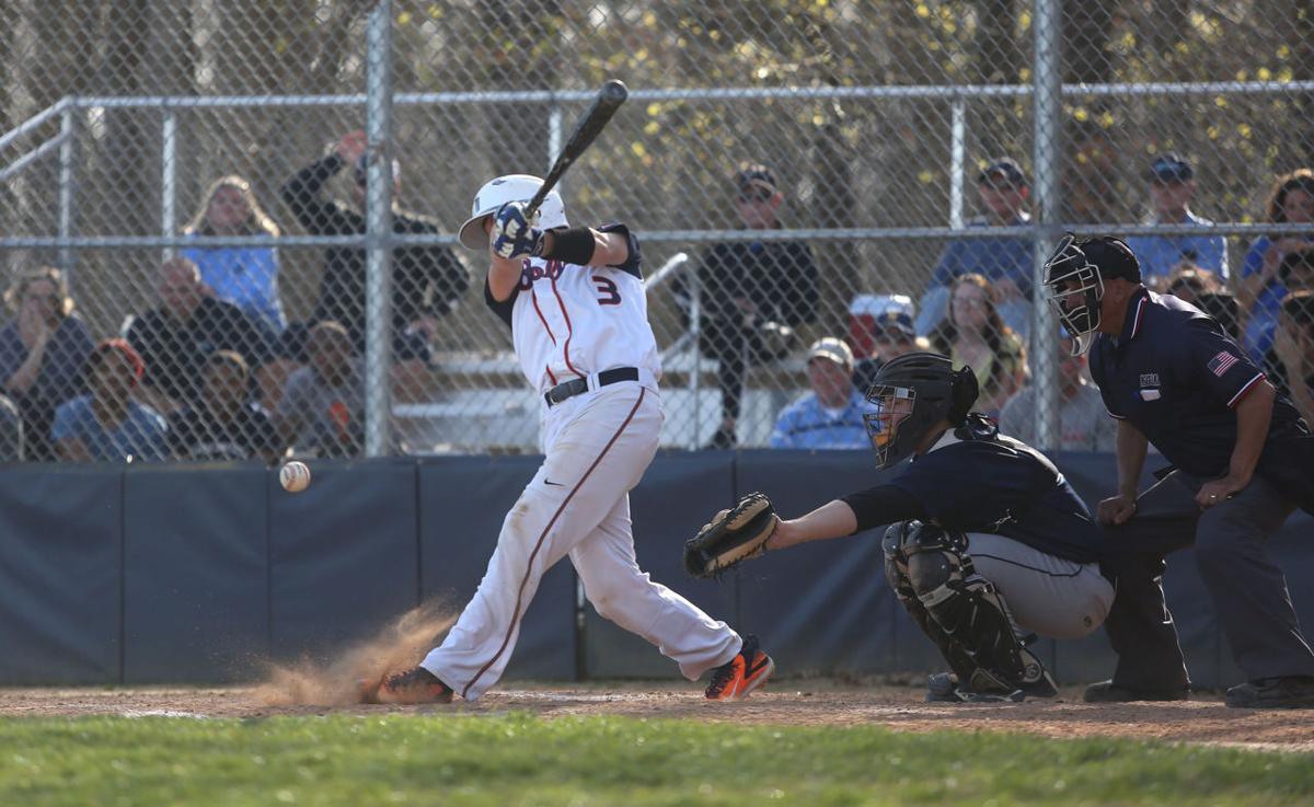 Millville Baseball Win