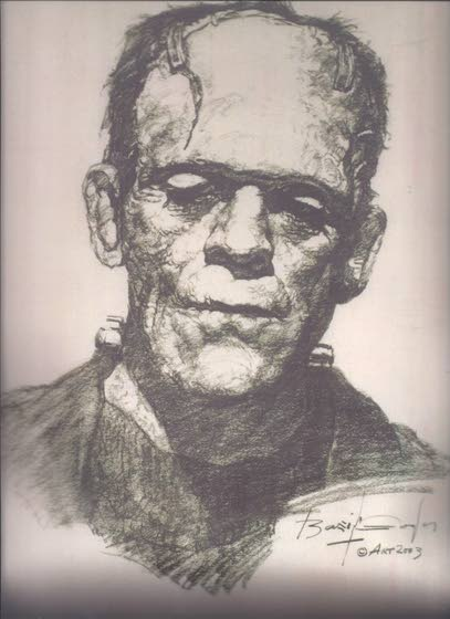 Frankenstein exhibit in Ocean CIty and other events to enjoy At The Shore Today