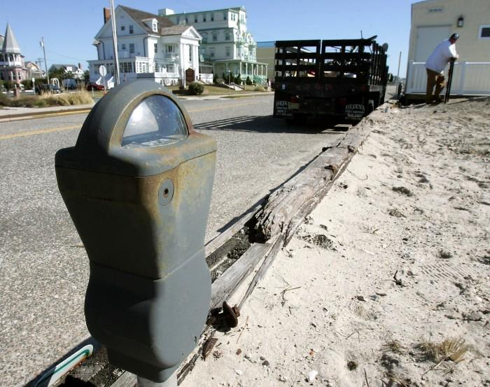 Cape May Parking