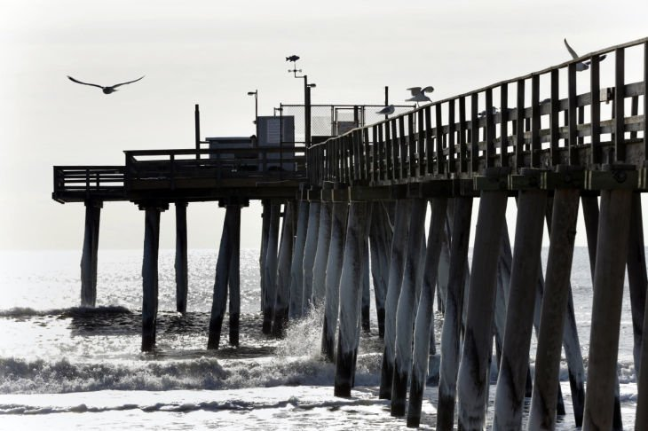 Margate beachfill could put fishing pier out of business for Atlantic city fishing