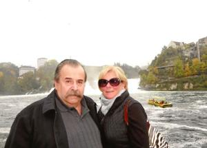 Bill and Denise Petrino