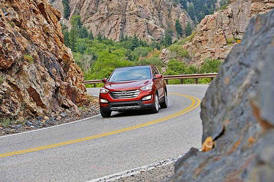 All-new 2013 Hyundai Santa Fe: Long and Short Models