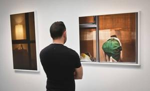 NYC artist's secret photos raise the ire of his subjects