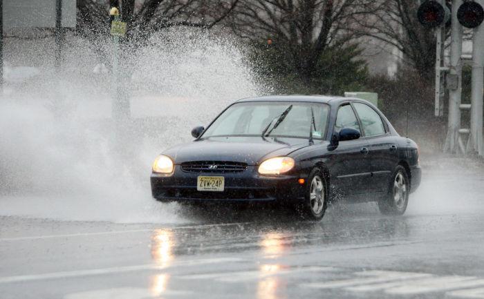 Cape Rain car