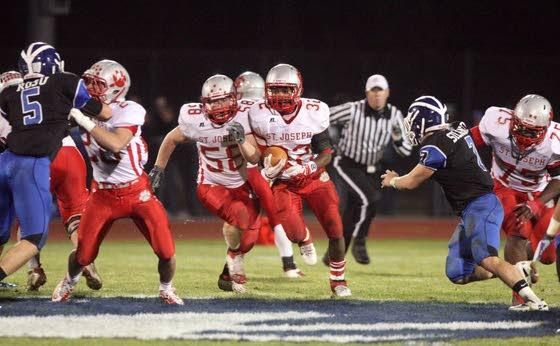 State Non-Public I football final preview: St. Joseph vs. St. Mary of Rutherford