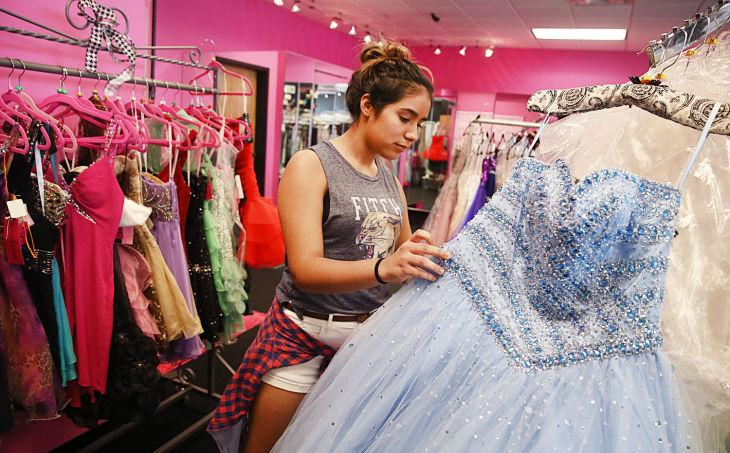 Rising Cost of Prom