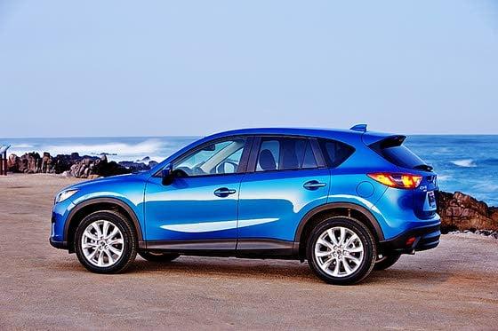 2013 Mazda CX-5 Crossover SUV Gets 35 MPG | Advertorial