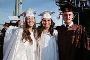 Cumberland Reg Graduation: Monday June 23 2014 Cumberland Regional High School Graduation. (The Press of Atlantic City / Ben Fogletto) - Ben Fogletto