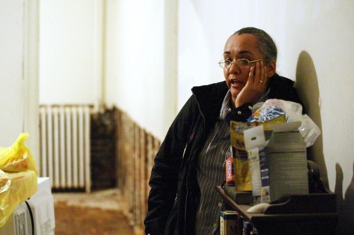 Hurricane Sandy victims at Christmas