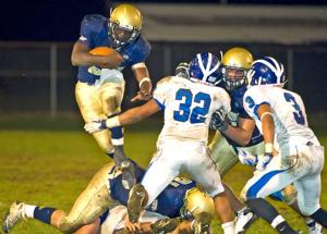 Unbeaten Spartans stop Hammonton with big 'D'