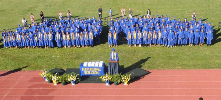 Buena Regional High School Graduation
