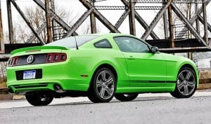 2013 Mustang: Keeping an American Icon Moving