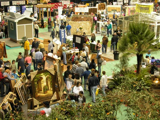 Putting Home Front And Center New Jersey Garden Show Returns To A C Convention