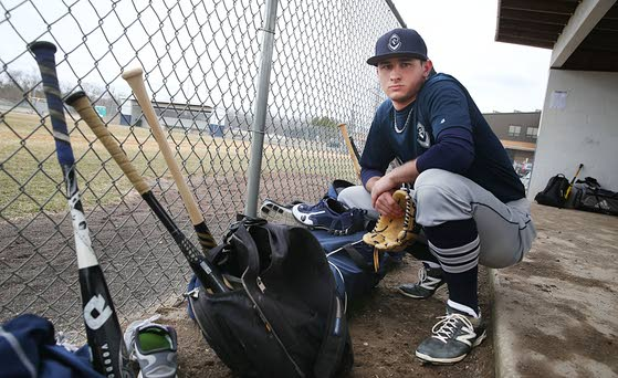 Baseball season preview: Hermits pitcher Joe Gatto has major-league scouts following him closely