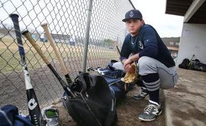 Baseball season preview: Hermits pitcher Joe Gatto has major-league scouts following him closely