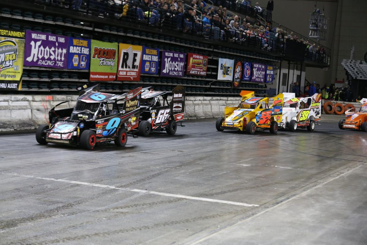 Atlantic City Midget Race Autos Post