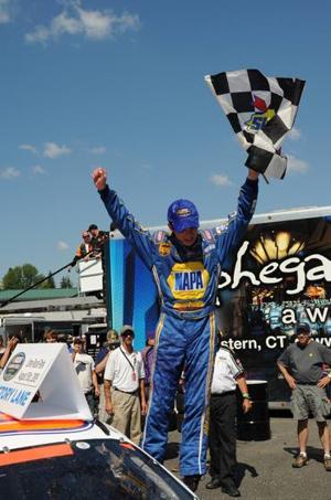 Ryan Truex wins road race at Lime Rock