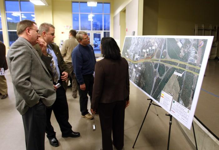 Parkway Authority Town hall meeting