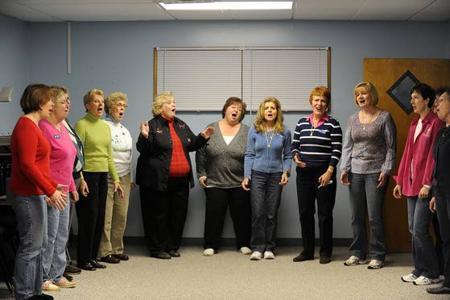 Cape Shore Chorus