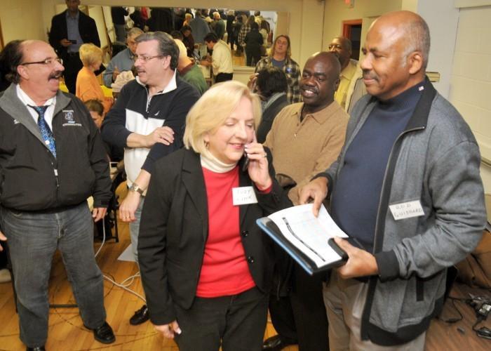 Hamilton Township Election