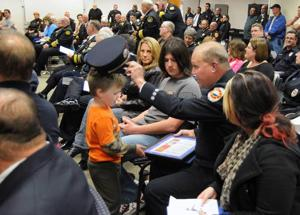 Absecon firefighters receive valor awards for saving motorist's life after accident