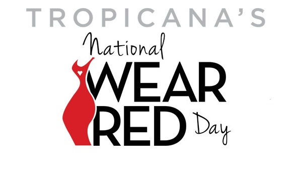 at the shore today  stockton u0026 39 s  u0026 39 wear red day u0026 39  to support american heart association