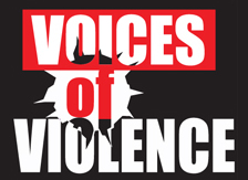 Voices of Violence logo